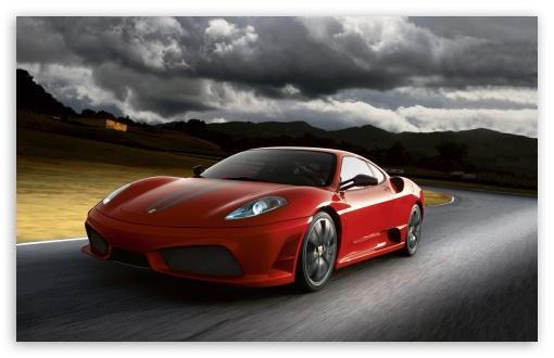 Download Ferrari F430 Scuderia UltraHD Wallpaper