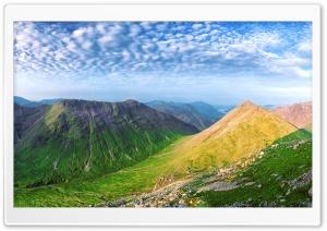 Panoramic Summit View