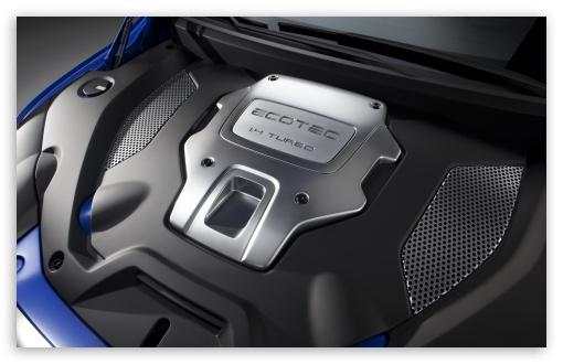 Download 2011 Chevrolet Aveo RS   Engine UltraHD Wallpaper