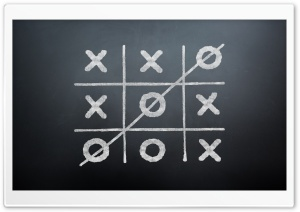 Tic-Tac-Toe Game Over