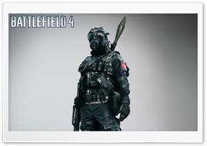 Battlefield 4 Video Game Soldier
