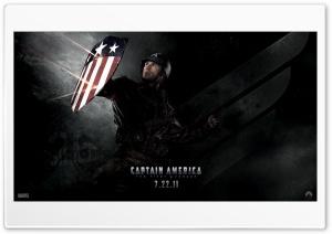 Captain America 2011 - Shield