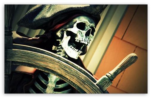 Download Pirate On Board UltraHD Wallpaper