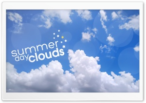 Summer Day Clouds