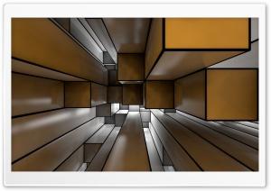 Cube Room 3D