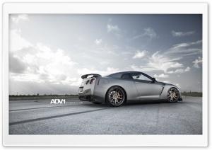 ADV.1 Nissan GTR R35 2