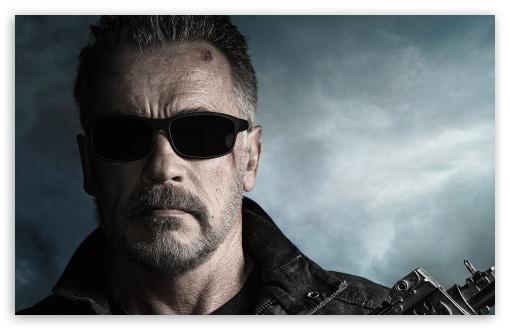Download Terminator Dark Fate Movie, Arnold... UltraHD Wallpaper