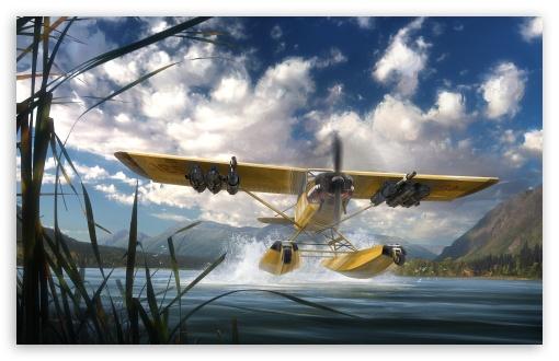 Download Far Cry 5 Seaplane UltraHD Wallpaper