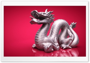 C4D Dragon