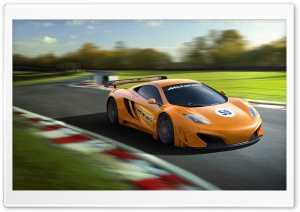 McLaren MP4-12C-CGI