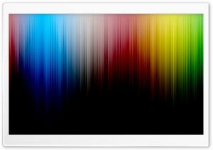 Color Spectrum Lines