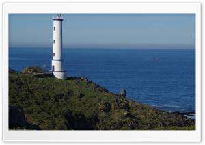 Lighthouse - Pontevedra, Spain