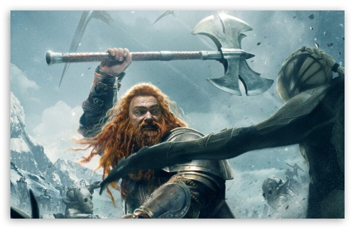 Download Thor The Dark World Volstagg UltraHD Wallpaper