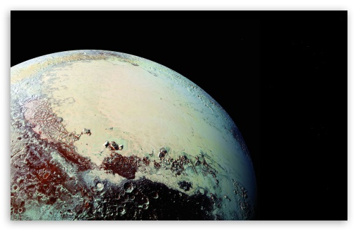 Download 80k Pluto UltraHD Wallpaper