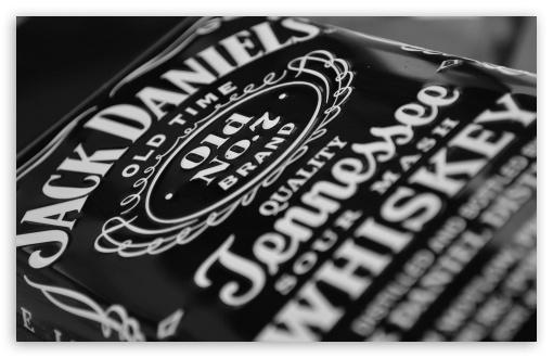 Download Jack Daniels UltraHD Wallpaper