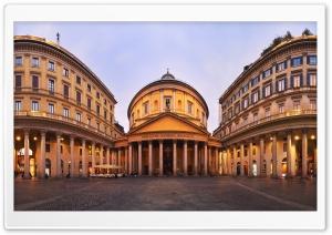 San Carlo al Corso church,...