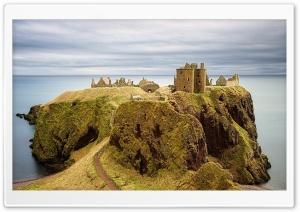 Dunnottar Castle, Stonehaven,...