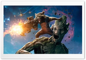 Guardians Of The Galaxy Groot...