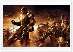 Gears Of War Game Battle