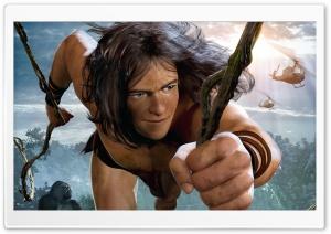 Tarzan oN 3D