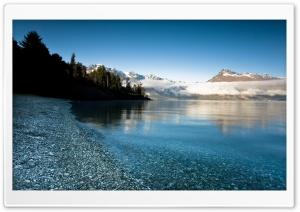 Mountain Lake Background
