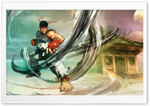 Street Fighter V Ryu 2016...