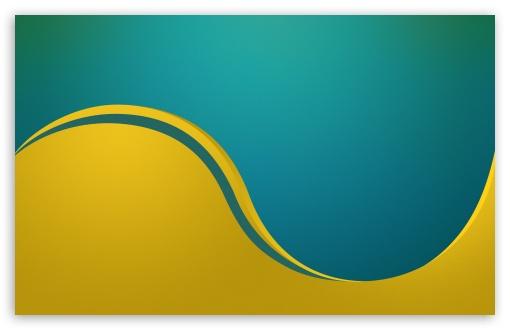Download Abstract Colors Yellow Green UltraHD Wallpaper