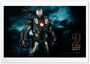 War Machine, Iron Man 2