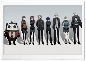 Persona 4 Parody