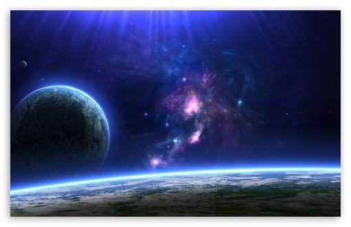 Download Habitable Planets UltraHD Wallpaper