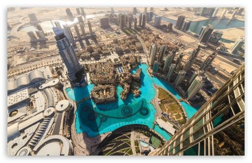 Download Dubai Timelapse UltraHD Wallpaper