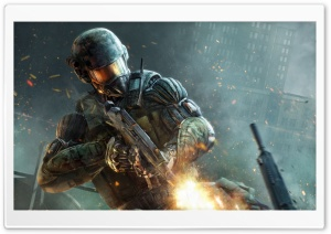 Crysis 2 Shooter