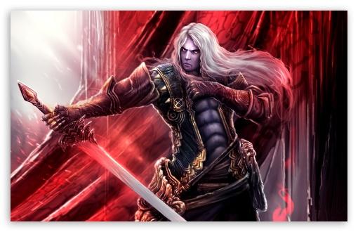 Download Castlevania Lords Of Shadow 2 Alucard Concept... UltraHD Wallpaper