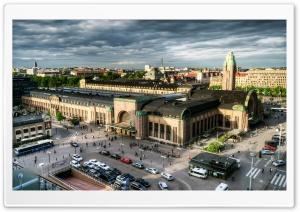 Helsinki-Central Railway Station
