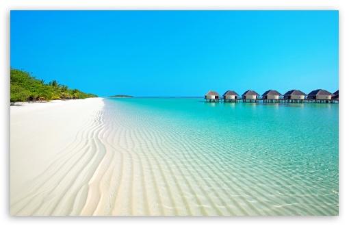 Download Island Beach UltraHD Wallpaper
