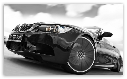 Download BMW M3 Cabrio UltraHD Wallpaper