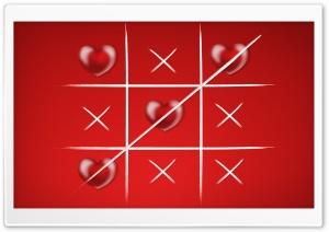 Tic-Tac-Toe Love Wins