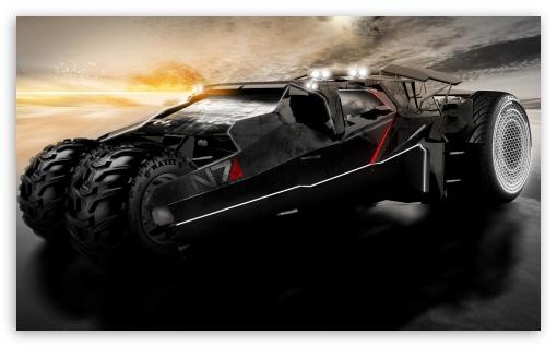 Download Mass Effect Mobile Car UltraHD Wallpaper