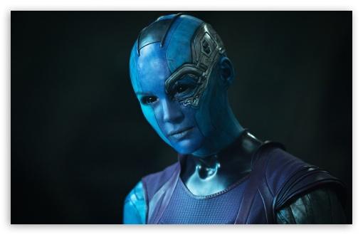 Download Guardians Of The Galaxy Nebula UltraHD Wallpaper