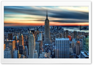 Empire State Building HDR