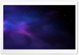 Space Colors Blue Purple Stars