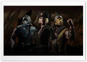 Mortal Kombat Kold War Fanmade