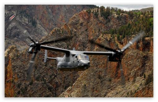 Download USAF V-22 Osprey UltraHD Wallpaper