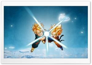 Dragon Ball Trunks Son Goten