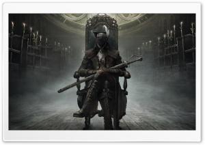 Bloodborne Old Hunter