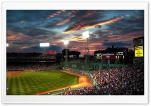 Fenway Park, Boston,...