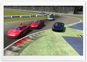A Lot Of Ferrari