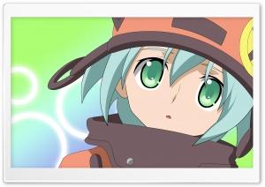 Anime Space Girl
