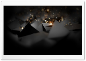 Black Abstract Design