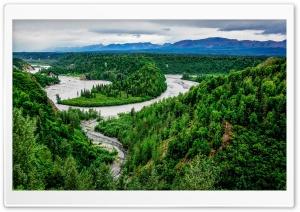 Denali National Park, Alaska,...